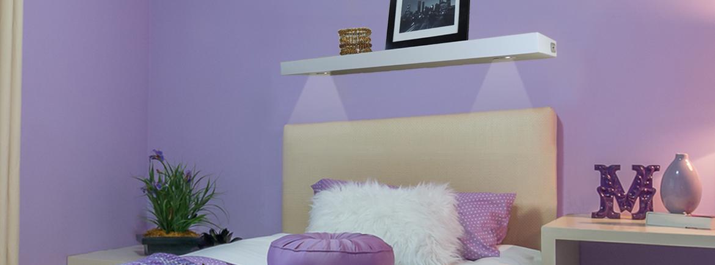 Studiosync Lighted Shelf
